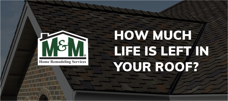 How Much Life Is Left In Your Roof Blog Post Cover Image
